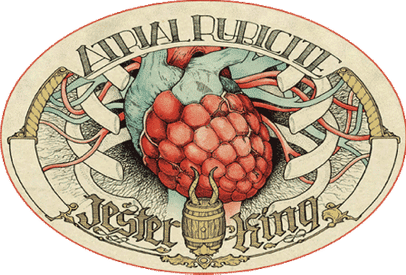 Best Austin Sour Beer Atrial Rubicite from Jester King