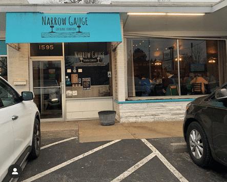 Narrow Gauge Front Door
