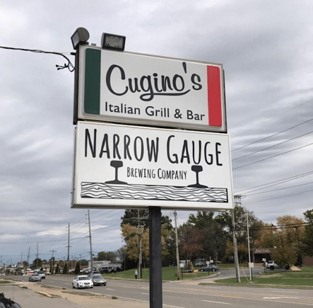 Narrow Gauge Brewing Company Best Beer in St. Louis