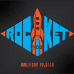 Best 8 Beers in Austin TX - Rocket 100 Pre-Prohibition Style Pilsner - ABGB's