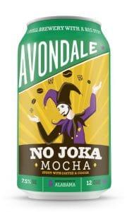 No Joka - Alabama Beers