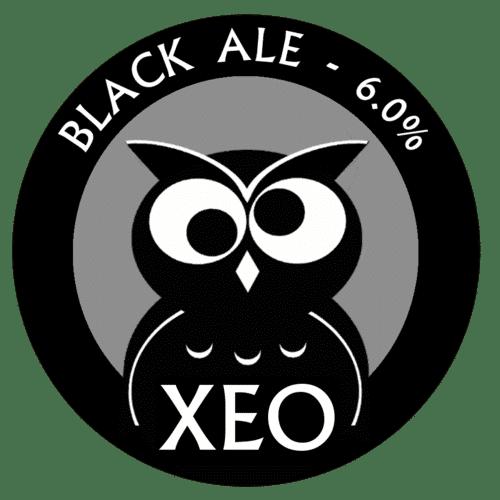 Black Ale Cross Eyed Owl Brewing Co