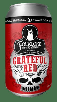 grateful Red Alabama Best Beers