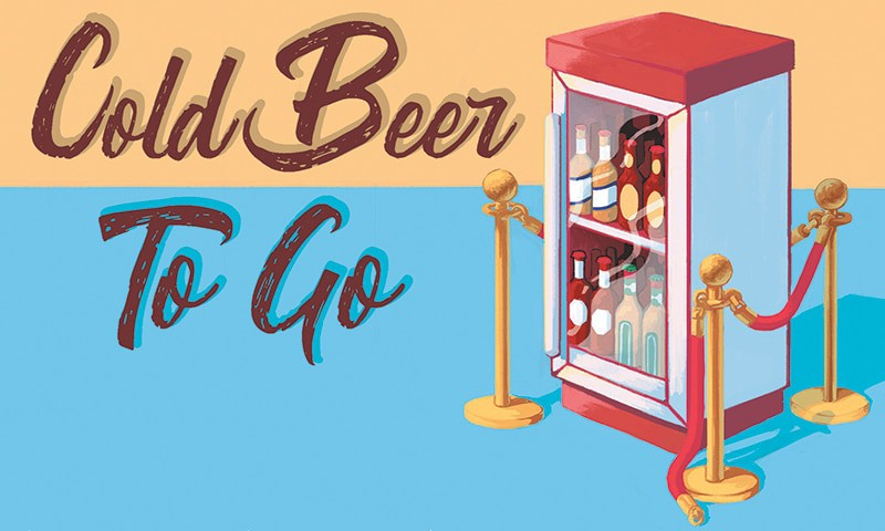 DALLAS CURBSIDE BEER TO GO LIST