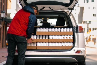 Houston Curbside Beer To Go