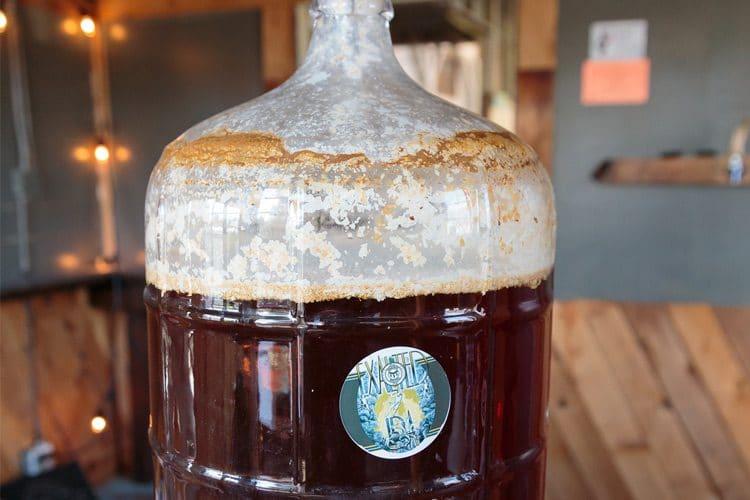 Fermentation - Beer Aging
