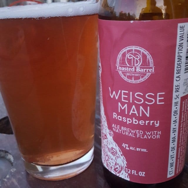 Raspberry Weisse Man - Best Beers in Salt Lake City