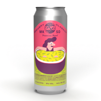 Passion Pool Beer
