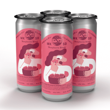 image product of Raspberry Blush Beer