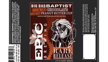 big bad baptist peanut butter and chocolate release draweth nigh