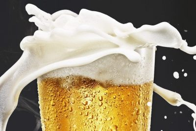 Does Beer Foam Matter