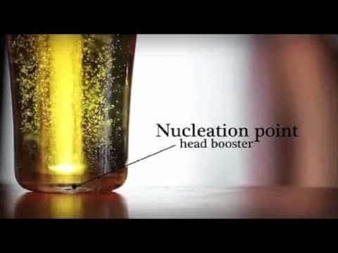 nucleation point