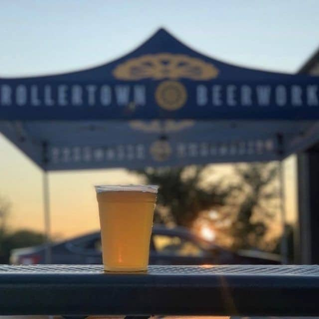 rollertown light lager