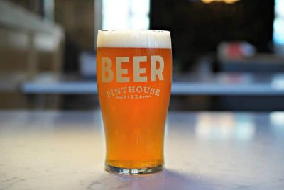 Pinthouse Beer