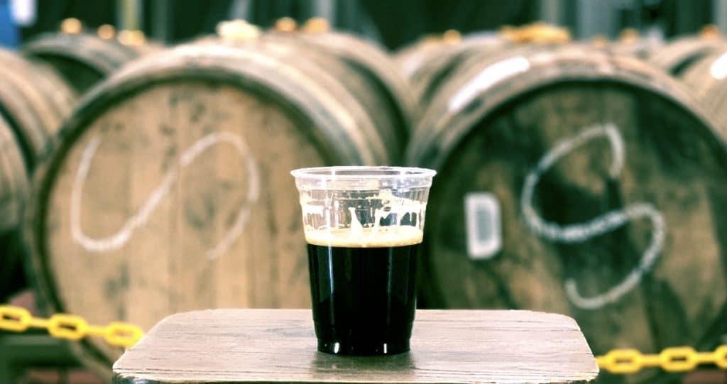bourbon barrel temptress 2021 lakewood brewing company