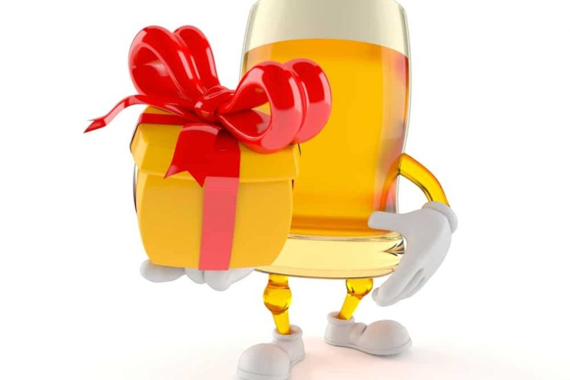 Beer Gift Basket Ideas