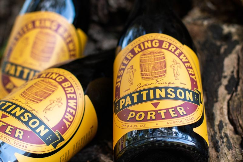pattinson porter