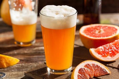 Sour Beer Citrus
