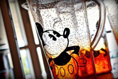 Drinking Beer At Disney