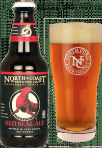 North Coast Brewing Red Seal Ale