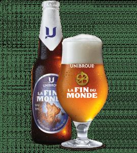 Unibroue La Fin Du Monde Belgian Ale