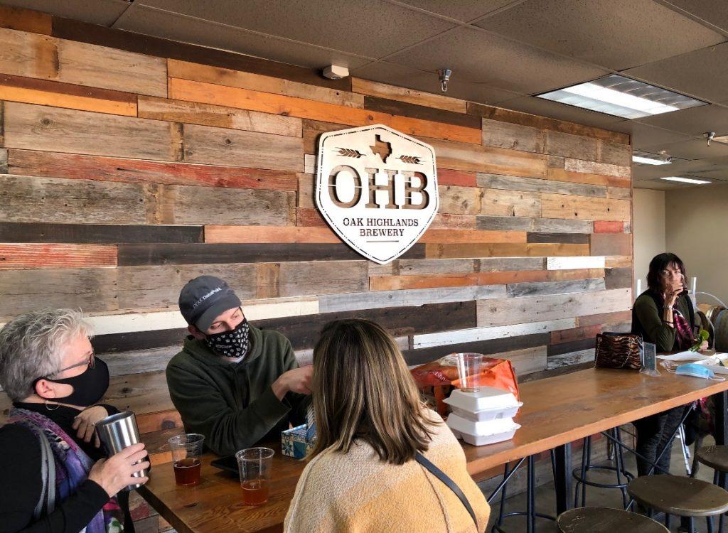 oak highlands brewery in the neighborhood