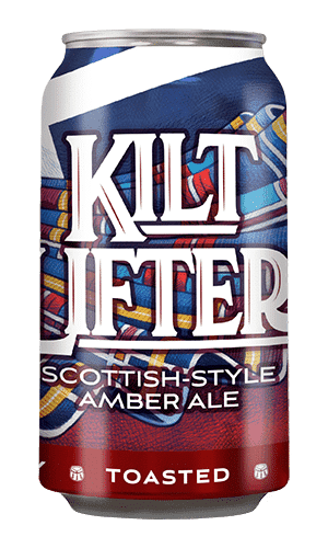 Kilt Lifter Scottish Ale - Best Craft Beers in Arizona
