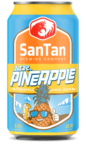 Mr Pineapple Wheat