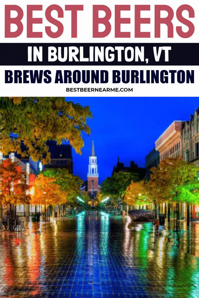 Best Beers in Burlington