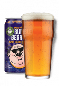 Bumbleberry Ale