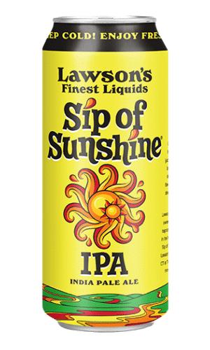 Best Beers in Vermont - Double Sunshine