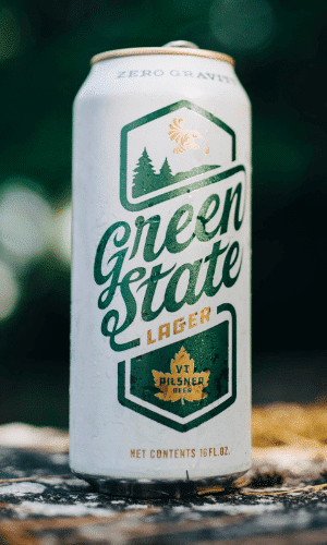Best Beers in Vermont - Green State Lager