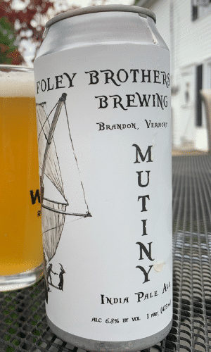 Mutiny Foley Brothers Brewing