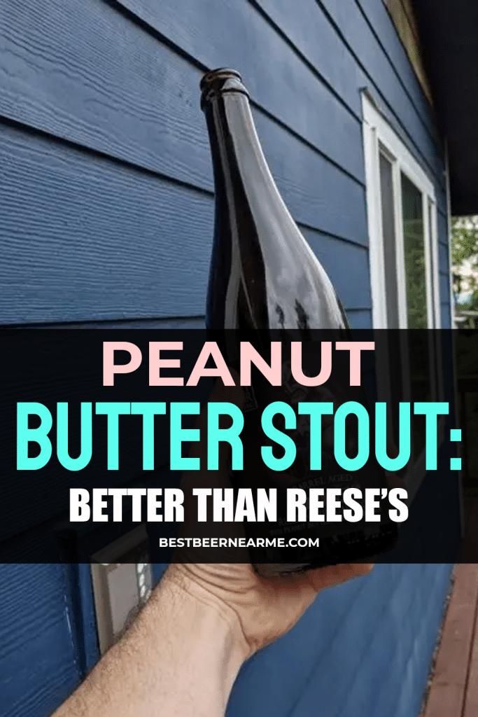 Peanut Butter Stout