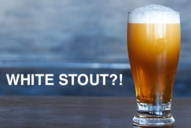 White Stout Beer FI