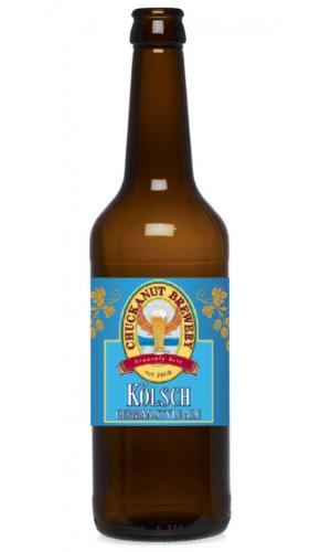 Chuckanut Kolsch Style Beer