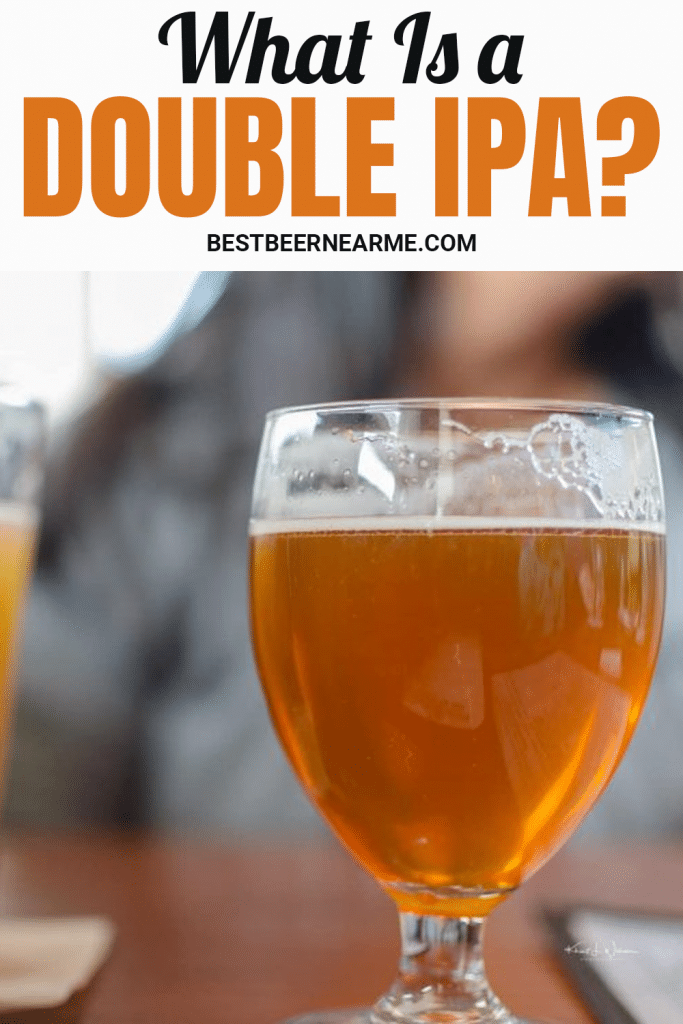 What Is a Double IPA