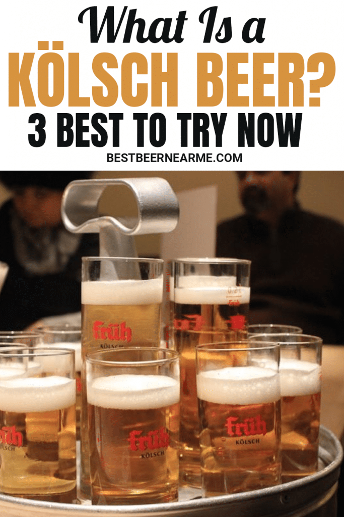 What Is a Kolsch Beer
