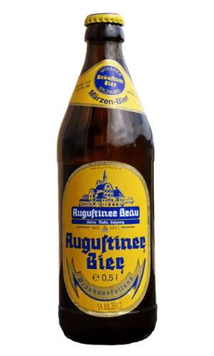 Augustiner Brau Marzen Bier by Augustiner Brau