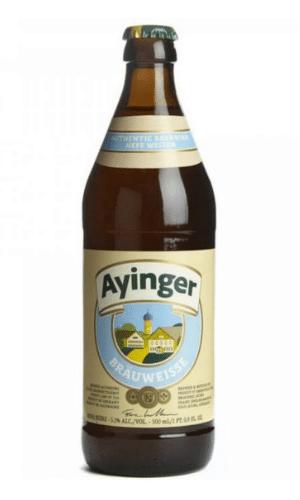 Ayinger Ur-Weisse by Privatbrauerei Franz Inselkammer KG