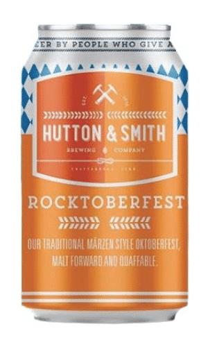 Rocktoberfest by Hutton & Smith Brewing